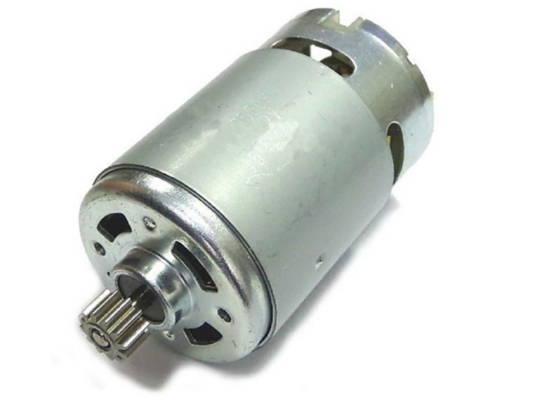 Электродвигатель для шуруповерта