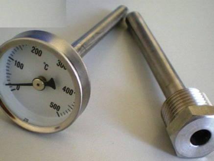 Термометр для профессионалов