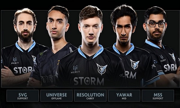 Roster VGJ.Storm pod novým názvom?