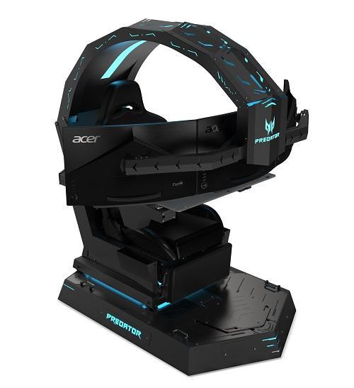 Značka Acer představila spoustu novinek pro hráče