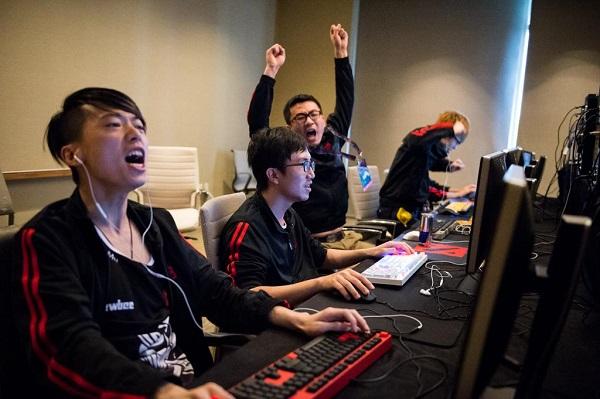 Náročný bootcamp jedného z čínskych tímov
