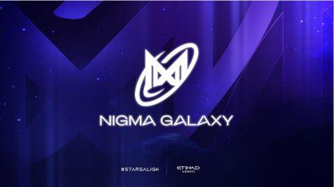 Týmy Nigma a Galaxy Racer se spojují v jednu organizaci