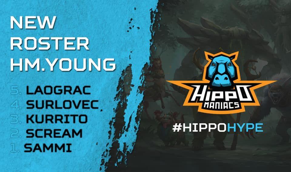 Hippomaniacs posilují hlavní sekci a zakládají silný B-tým. Mají šanci na titul v Sazka eLeague?