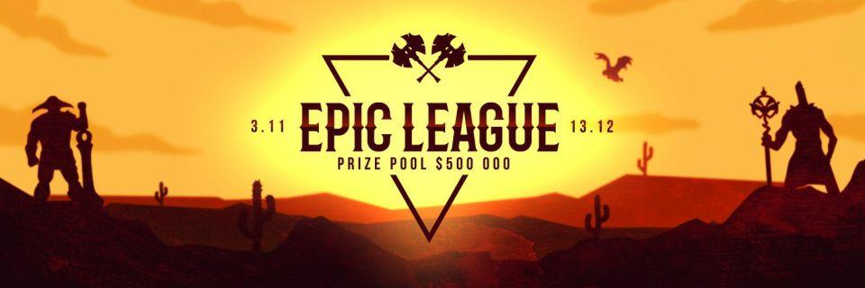 EPIC League: Vikin.gg postupují do Upper Bracketu