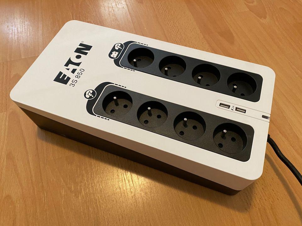 UPS od Eatonu: Nutná ochrana nejen nejdražších herních sestav