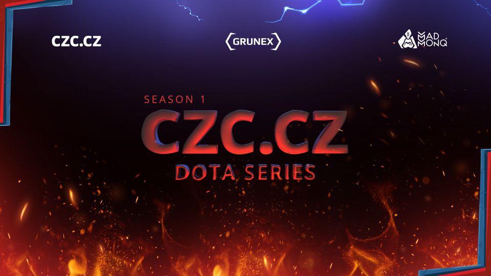 Dota 2 scénu zpestří komunitní liga CZC.cz Dota Series