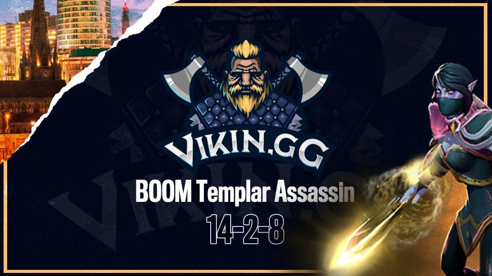 BOOM ve své životní formě dovedl Vikin.gg k dvěma výhrám na ESL One