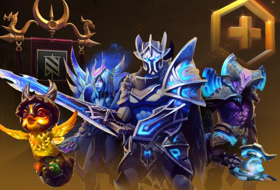 Dota Plus přináší velké změny, Guildy zůstávají