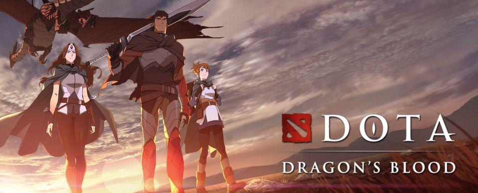 Seriál DOTA: Dragon´s Blood je dostupný na Netflixu