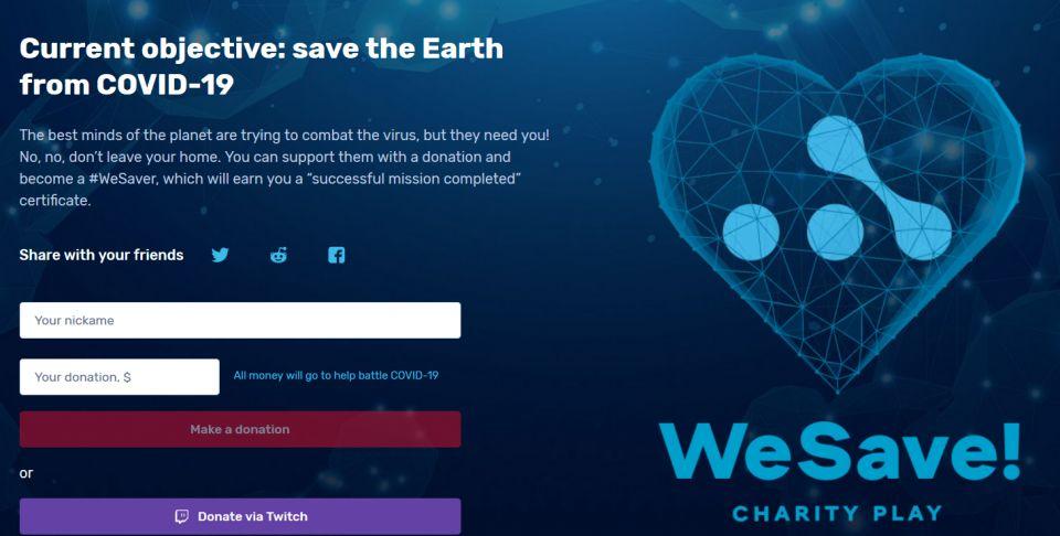 Týmy B8 a Android zaplnily poslední volná místa na WeSave! Charity Play