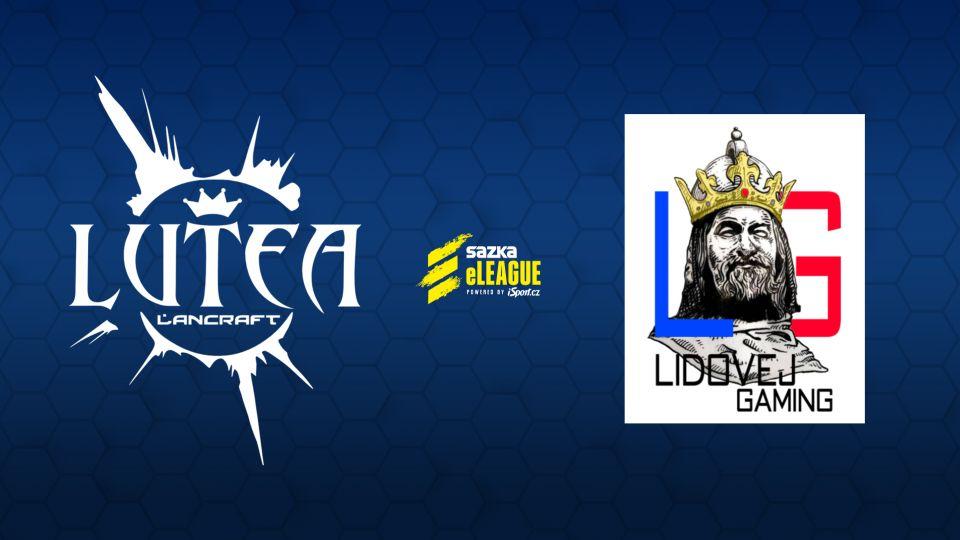 Preview 6. kola Sazka eLeague: Lutea vyzve Lidovej Gaming