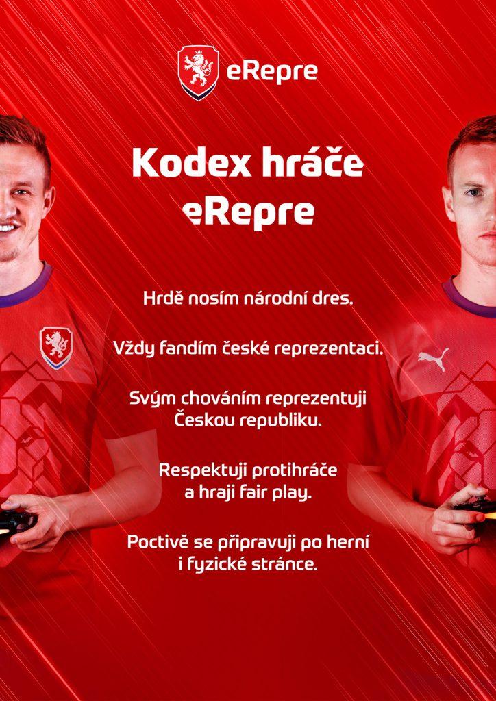 Česko má svůj vlastní reprezentační tým v eFotbale