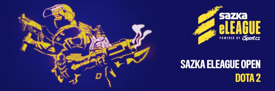 Bližší informace k turnajům Sazka eLEAGUE Open
