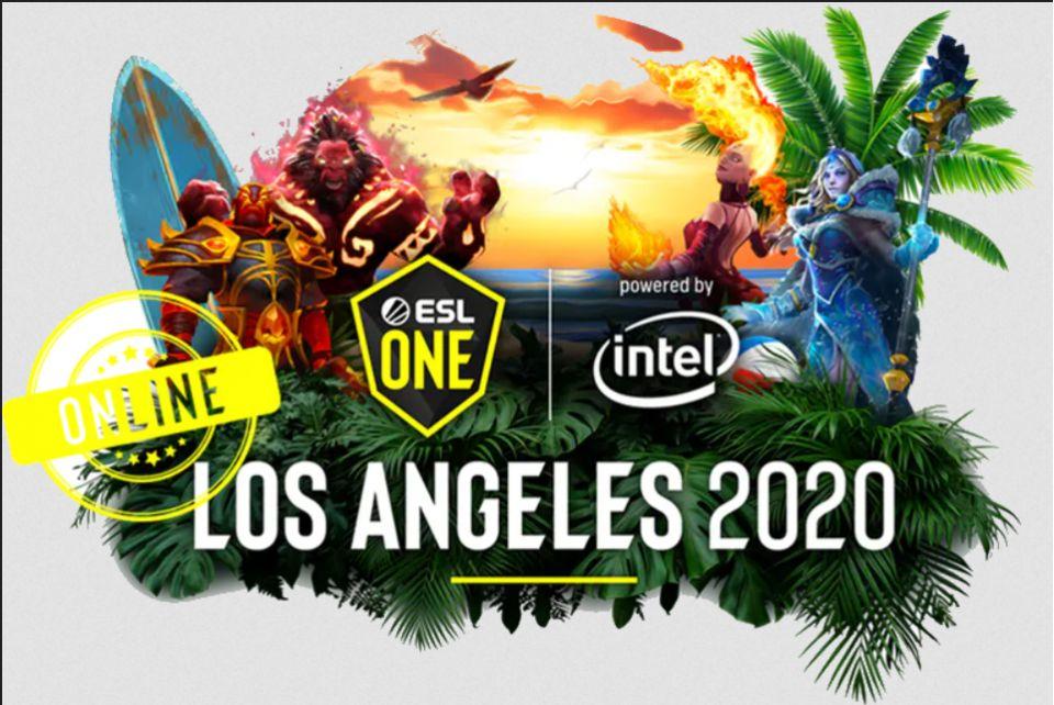 ESL One LA 2020 Online Leagues