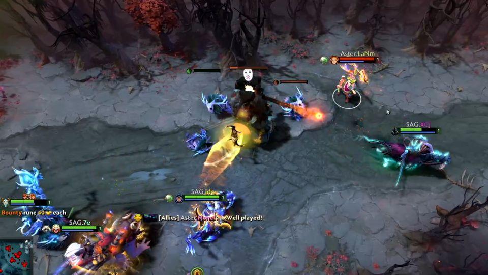 Nová strategie využita v DPC lize - věž padla ještě před začátkem hry