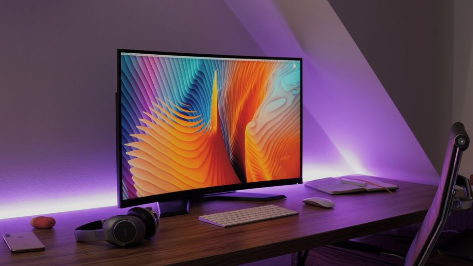 Gigabyte GX32QC – Monitor pro náročné hráče za rozumnou cenu