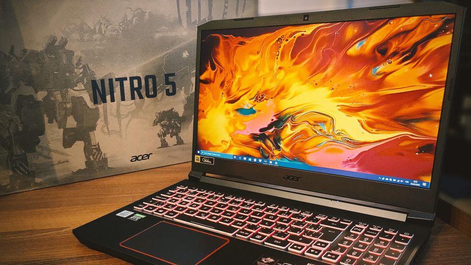 Acer Nitro 5 – RTX 2060 a šest jader za super cenu