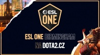 ESL One Birmingham 2020 začíná!