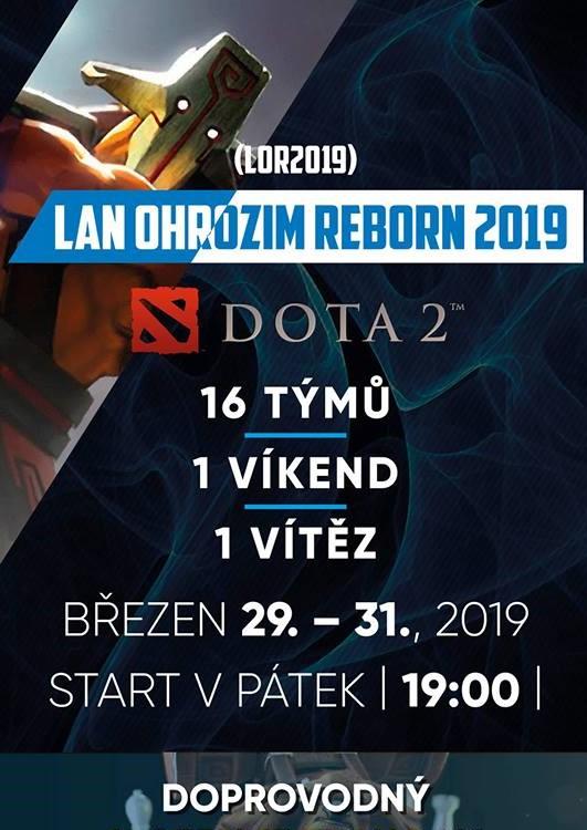 LAN Ohrozim Reborn 2019
