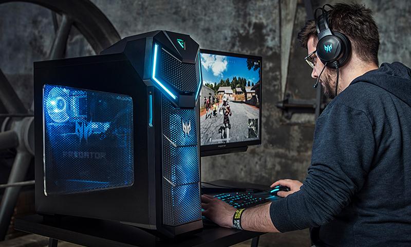 Deset tipů, jak s monitory Predator zlepšit svůj skill ve hrách