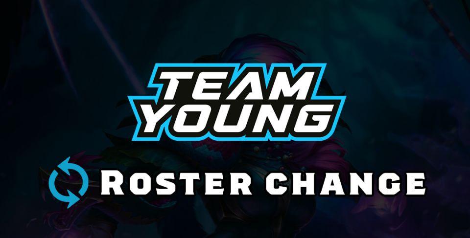 Young mění sestavu, do týmu přichází duo z Lidového Gamingu