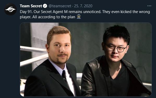 MidOne opouští OG