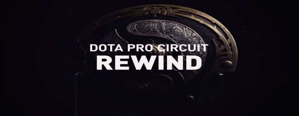Dota Pro Circuit Rewind a The International Lowdown
