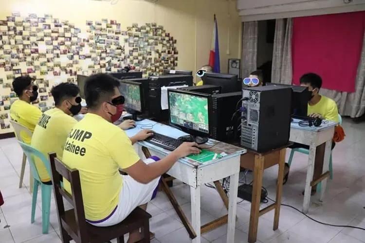 Esportový turnaj ve vězení? I to je možné na Filipínách