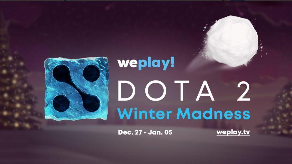 Winter Madness - Turnaj od WePlay!