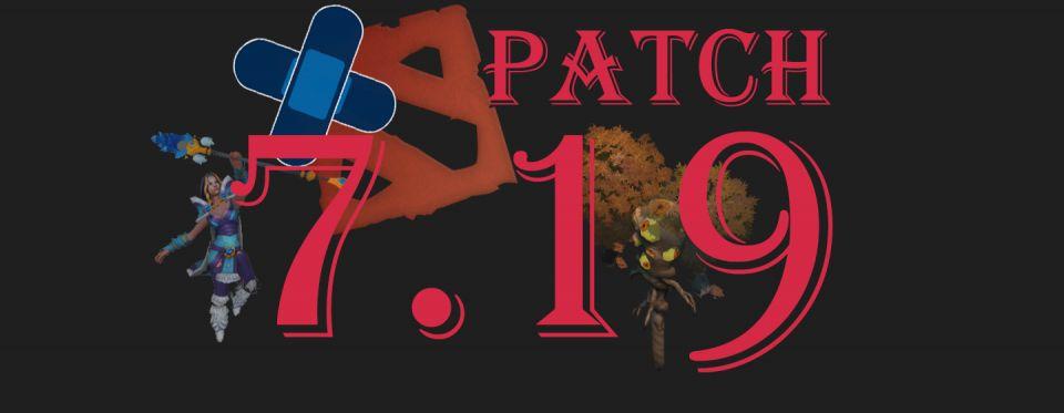 Patch 7.19