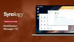 Nově spuštěný DSM 7.0 usnadní zálohování i práci s privátním úložištěm NAS od Synology