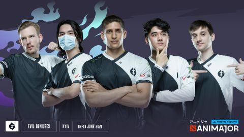 Představení týmů na TI10: Evil Geniuses