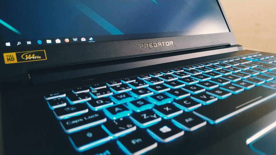 Acer Helios 300 – z rodiny herních titánů