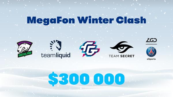 Už zajtra začína MegaFon Winter Clash