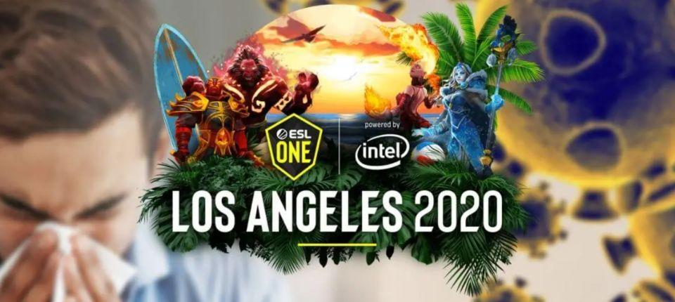 ESL One LA Online zná první regionální vítěze