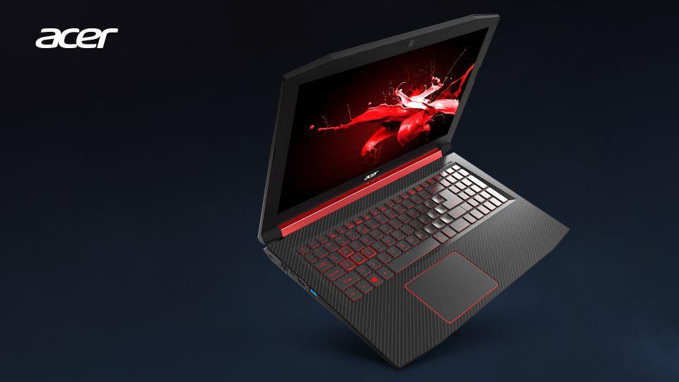 Otestovali jsme, jak si zahrajete na herním notebooku za 23 tisíc - Acer Nitro 5
