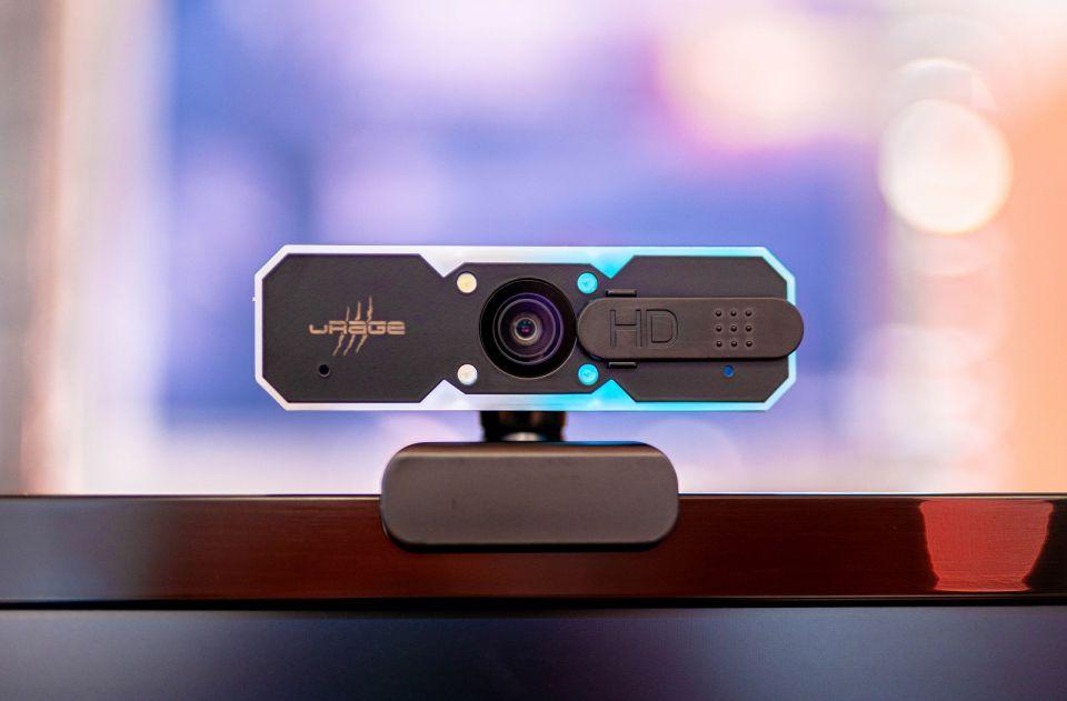 uRage REC 600 HD - skvělá univerzální webkamera s nízkou cenou