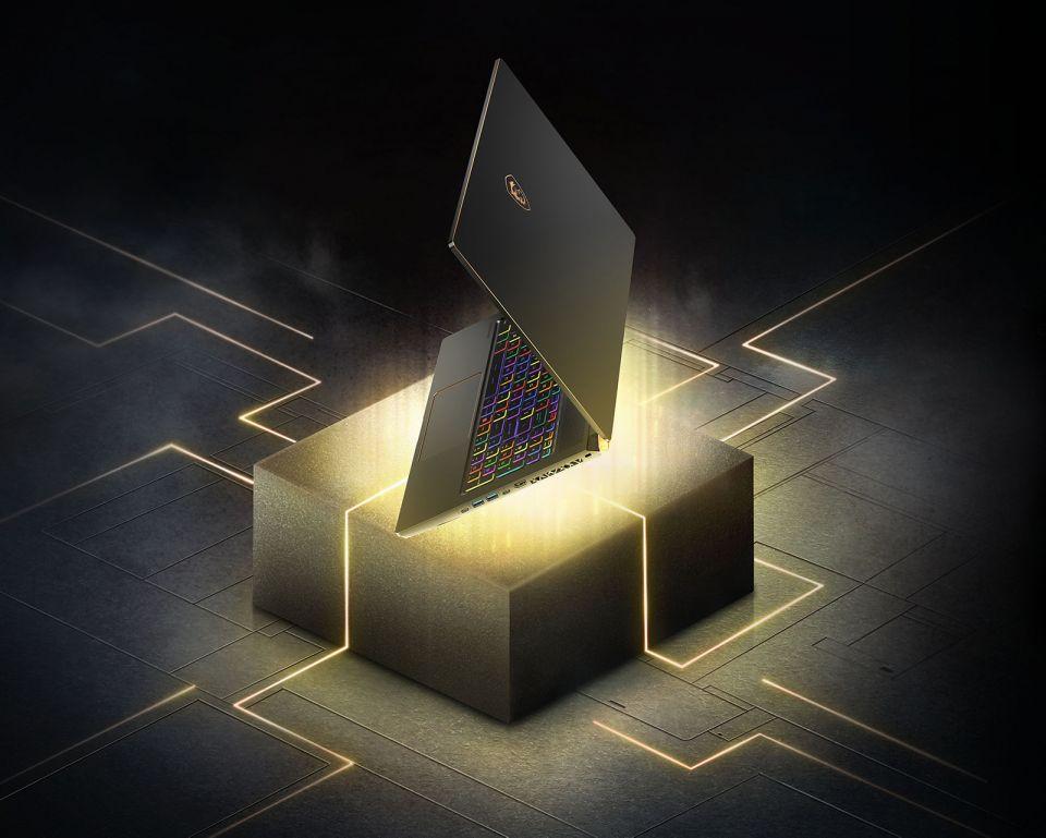 MSI představuje extra silné notebooky s grafickými kartami Nvidia Geforce RTX Super