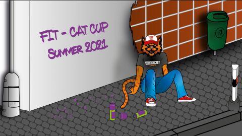 Sežeňte tým a přijďte si zahrát FIT-CAT CUP