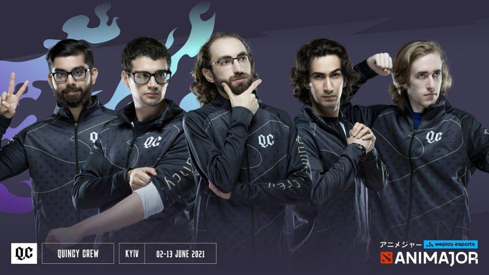 Představení týmů na TI10: Quincy Crew
