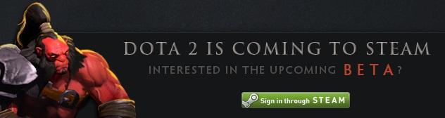 Přihlašte se do beta testování Doty 2!
