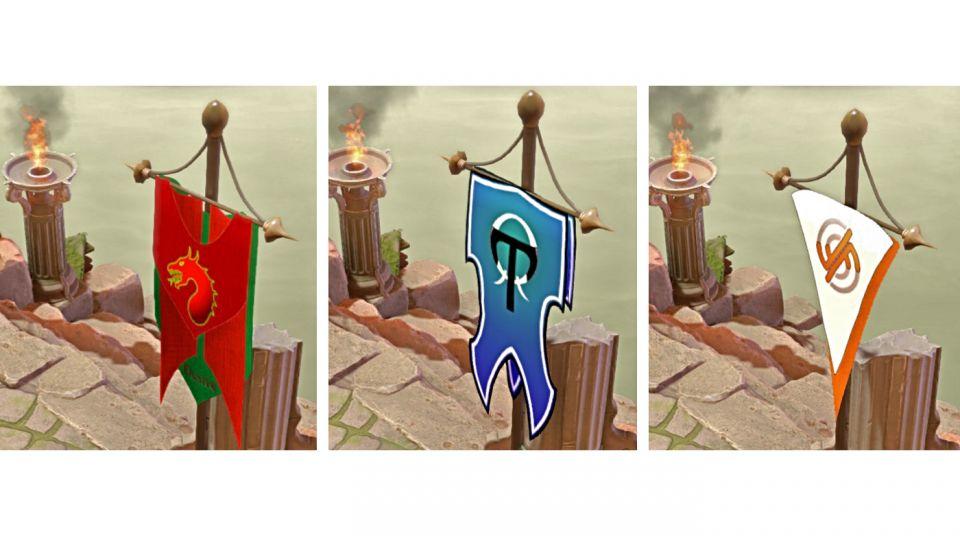 Tvorba In-game vlajek týmů: WarMark