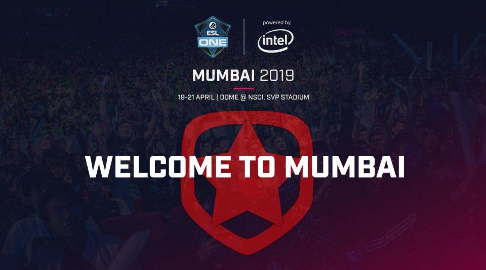 Gambit Esports sa stávajú tretím pozvaným tímom na ESL One Mumbai 2019