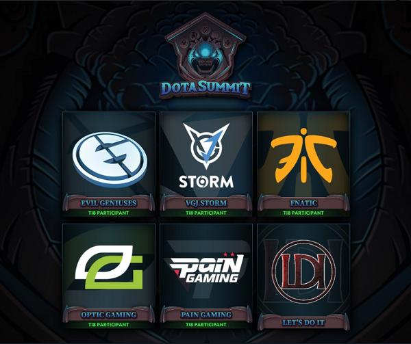 Výsledky DOTA Summit 9