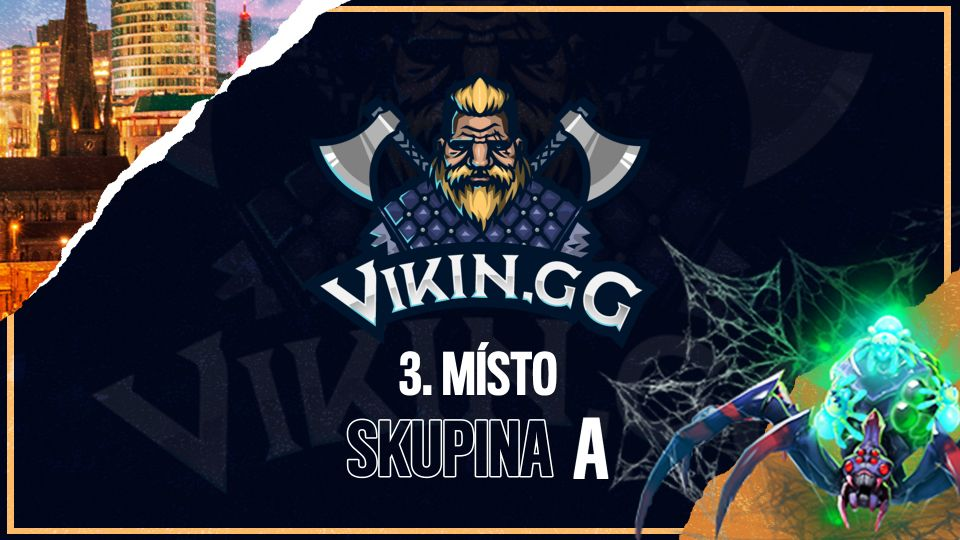 Vikin.gg jsou v play-off. Ninjas in Pyjamas mohli být první, nakonec ani nepostoupili