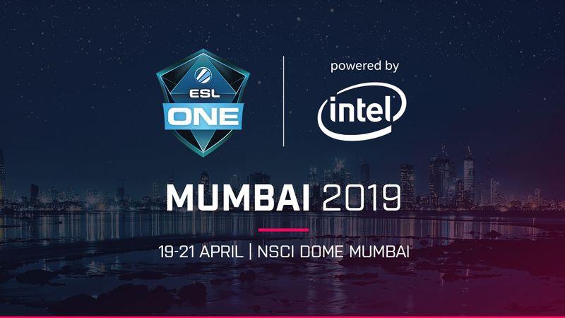 Výsledky kvalifikácií na ESL One Mumbai 2019
