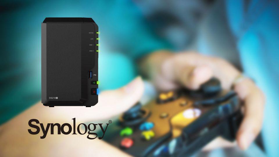 Synology DiskStation DS218+ - tip na hraní rovnou z NASu