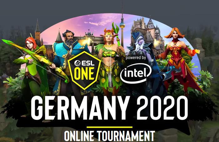 Představení týmů na ESL One Germany 2020 - Střed pole
