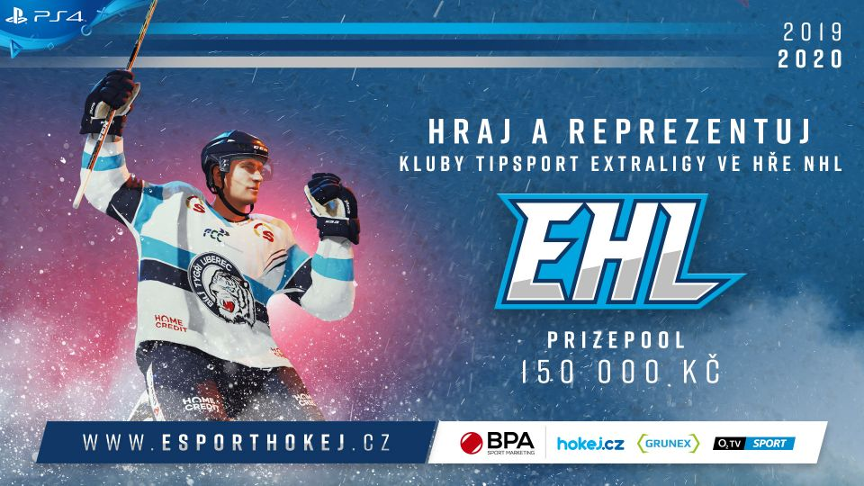 Startuje oficiální Esport Hokejová Liga