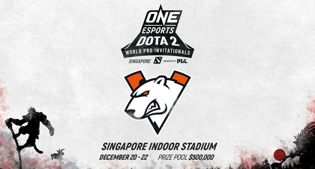 Byly potvrzeny další týmy na ONE Esports Dota 2 World Pro Invitational Singapore